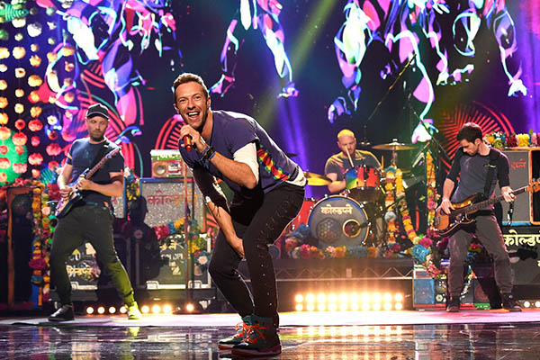 "Coldplay lanza álbum doble ""Everyday life"""